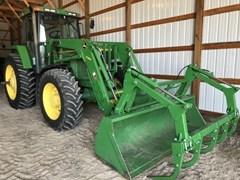 Tractor - Row Crop For Sale 1994 John Deere 7800
