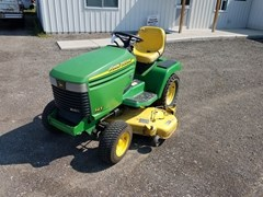 Lawn Mower For Sale 1999 John Deere 345 , 18 HP