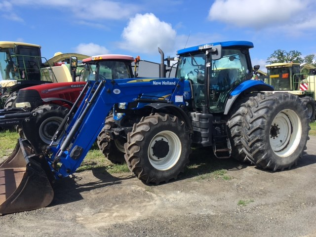 New Holland T7040 Tractor For Sale