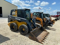 Skid Steer For Sale 2013 John Deere 326E , 72 HP