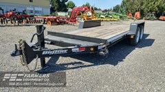 Equipment Trailer For Sale 2020 Big Tow Trailers B-7DT