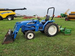 Tractor For Sale 2007 New Holland TC30 , 30 HP