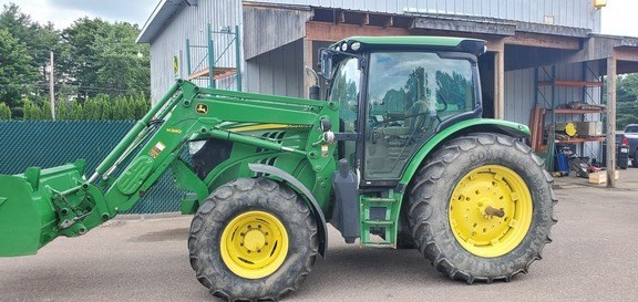 2013 John Deere 6125R Tractor - Utility For Sale