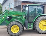 Tractor - Utility For Sale: 2013 John Deere 6125R, 125 HP