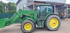 Tractor - Utility For Sale:  2013 John Deere 6125R , 125 HP