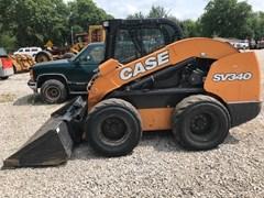 Skid Steer For Sale 2018 Case SV340