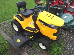 Riding Mower For Sale 2018 Cub Cadet XT1 ST54 FAB , 24 HP