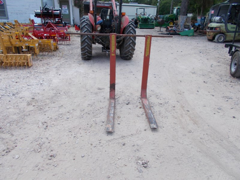 Other Over the bucket backhoe / tractor pallet forks Pallet Fork For Sale
