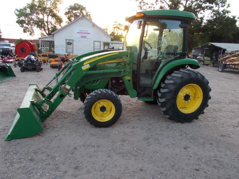 John Deere John Deere 4520 diesel 4x4 cab tractor Tractor For Sale