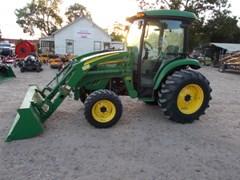 Tractor For Sale:  John Deere John Deere 4520 diesel 4x4 cab tractor