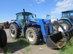 Tractor For Sale New Holland TS6.140