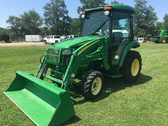 2015 John Deere 3046R Tractor - Compact Utility For Sale
