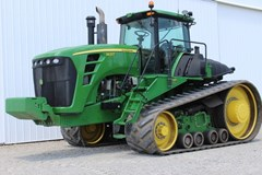 Tractor - Track For Sale 2011 John Deere 9630T , 530 HP
