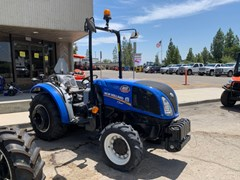 Tractor For Sale 2021 New Holland T3.80F , 74 HP