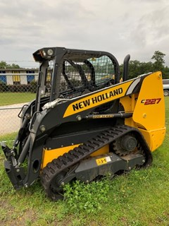 Skid Steer-Track For Sale:  New Holland C227