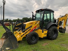 Loader Backhoe For Sale:  New Holland B95C