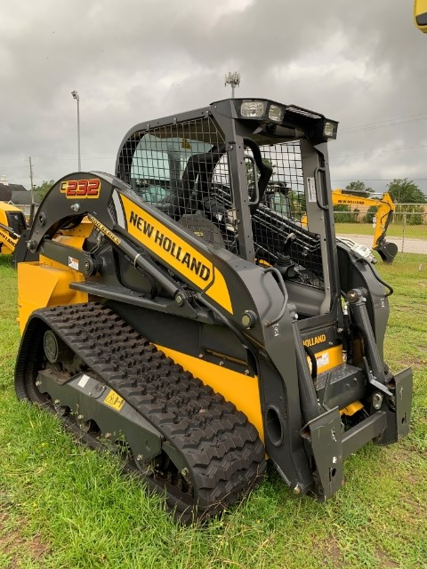 New Holland C232 Skid Steer-Track For Sale