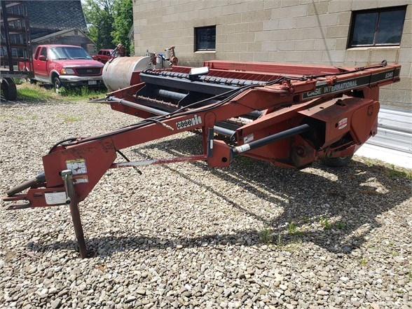 1995 Case IH 8340 Windrower-Pull Type For Sale