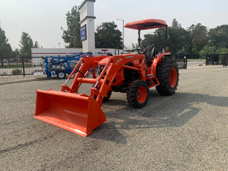 2020 Kubota L5460 HST Tractor For Sale