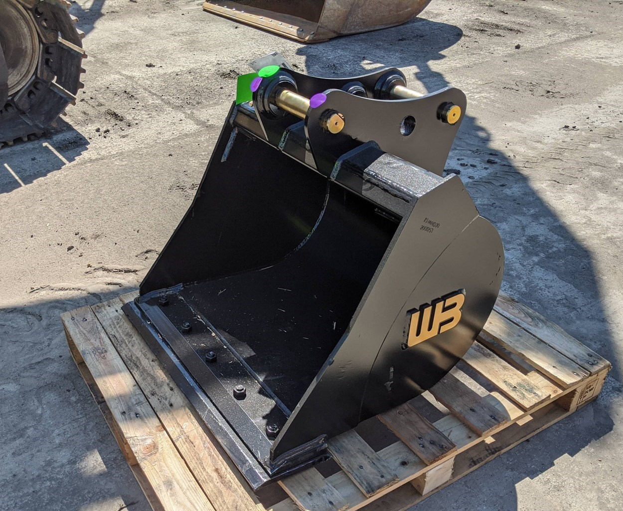 2020 Werk-Brau SK55GP30 Excavator Bucket For Sale