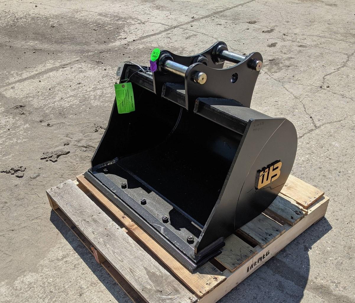 2020 Werk-Brau SK35GP30 Excavator Bucket For Sale
