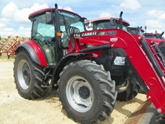 Tractor For Sale 2014 Case IH 95C , 95 HP