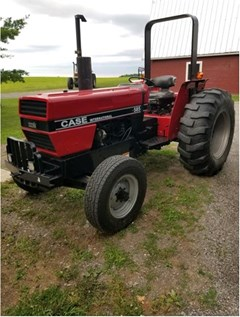Tractor For Sale 1987 Case IH 585 , 60 HP