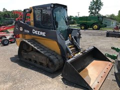 Skid Steer-Track For Sale 2016 John Deere 323E
