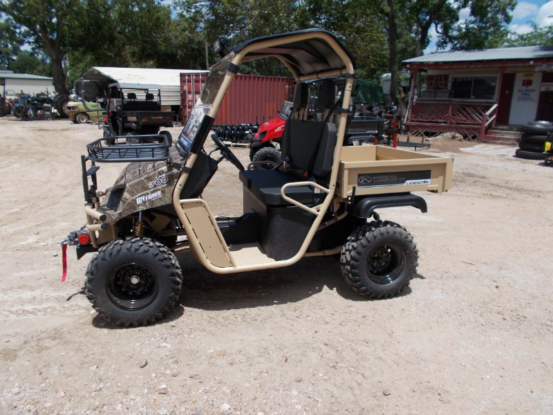 Other NEW American Landmaster 700 Untamed 4x4 UTV Utility Vehicle For Sale