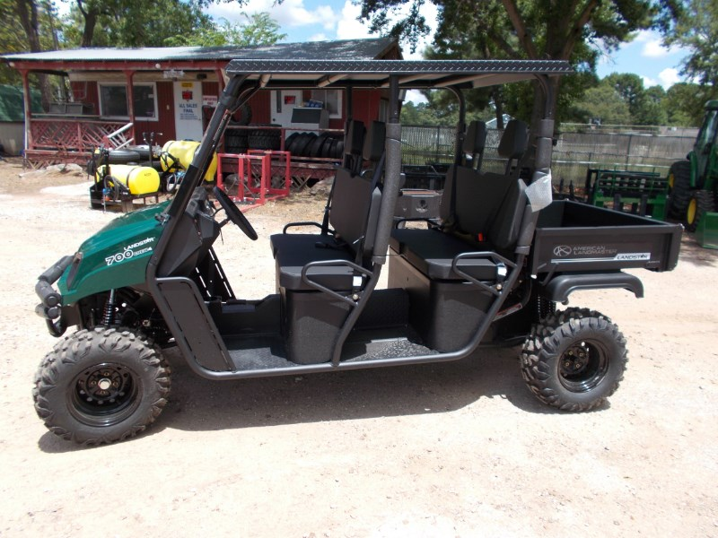 Other NEW American Landmaster 700 Crew 4x4 UTV Utility Vehicle For Sale