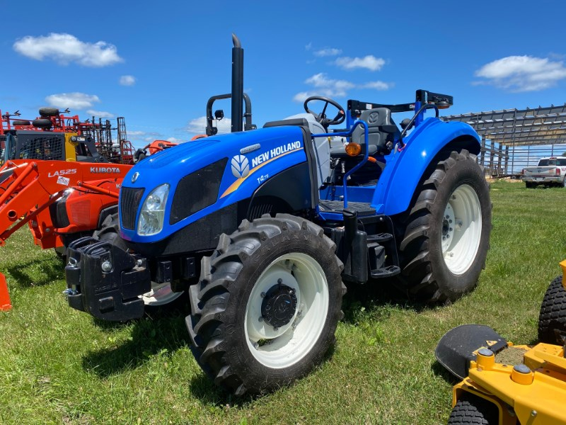 2018 New Holland T4.75 Tractor For Sale