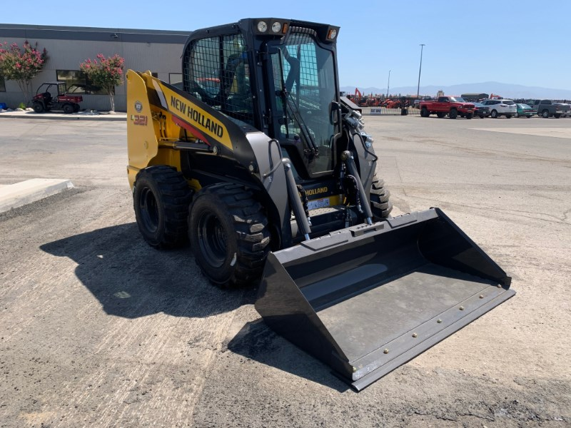 2020 New Holland L321 Skid Steer For Sale