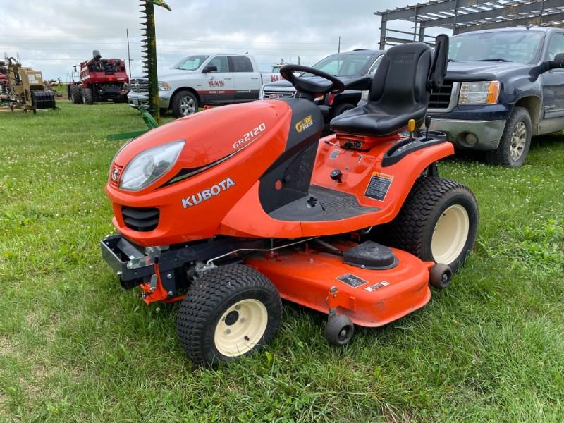 Kubota GR2120 Riding Mower For Sale