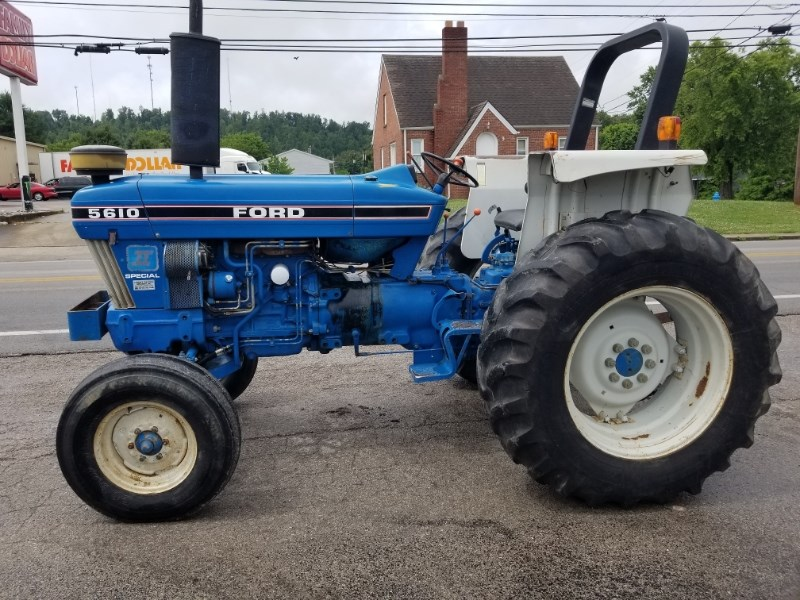 1993 Ford 5610SP Tractor For Sale