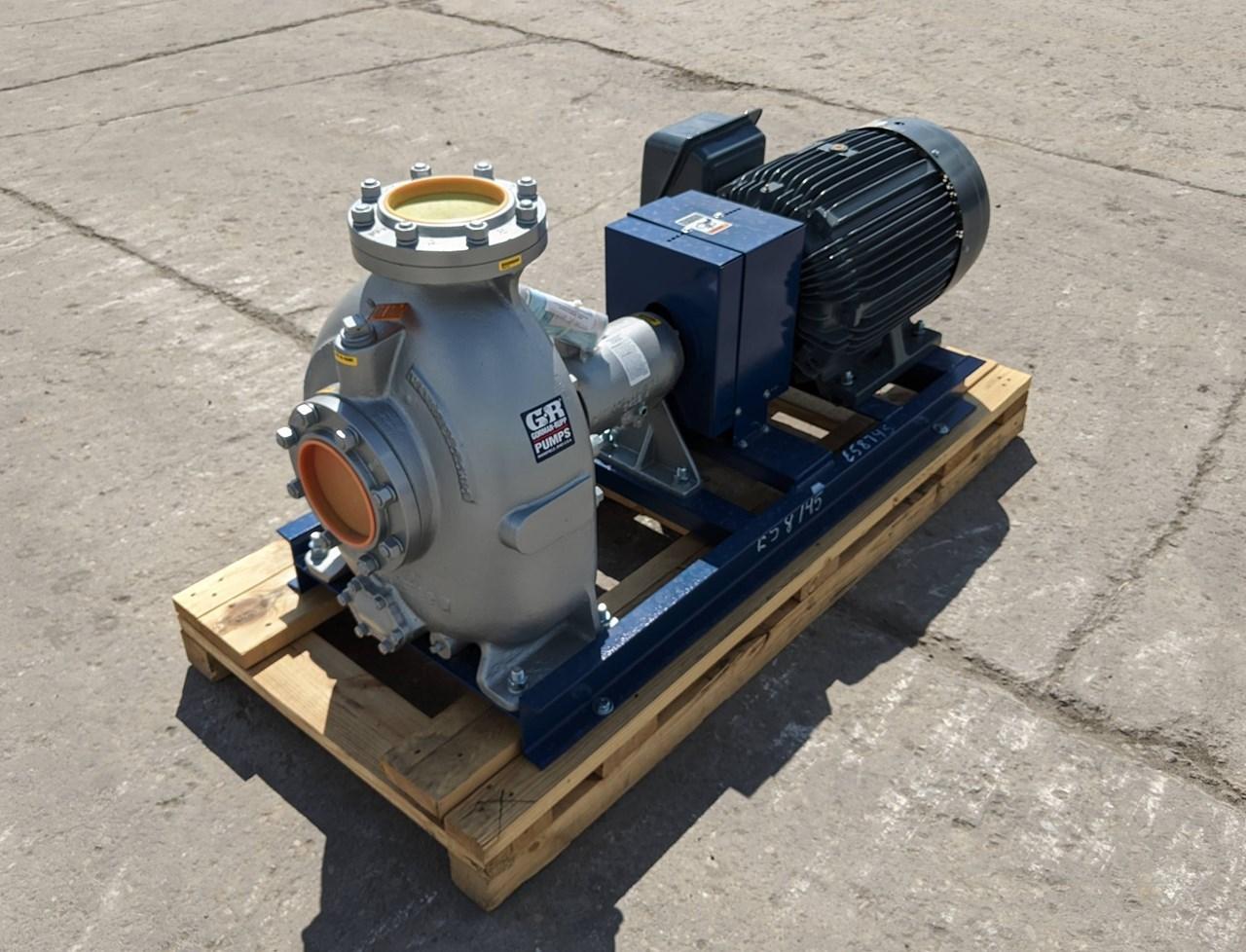 2020 Gorman-Rupp 06B20-B Pump For Sale