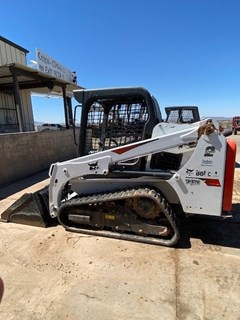 Skid Steer-Track For Sale Bobcat T450 T4
