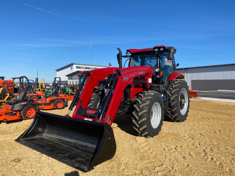 2019 Case IH Puma 165 Tractor For Sale