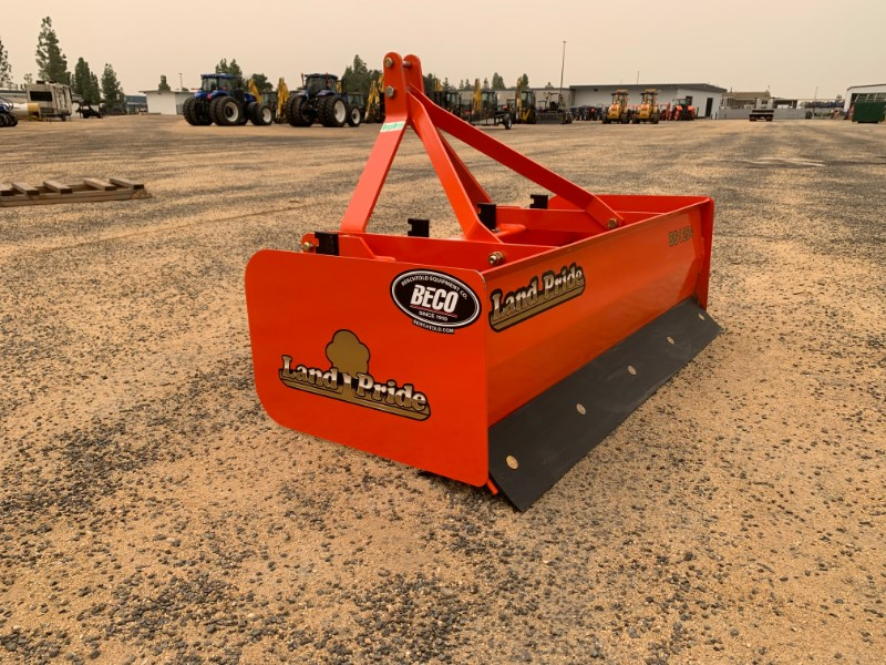2020 Land Pride Box Scraper Misc. Ag For Sale
