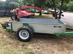 Manure Spreader-Dry/Pull Type For Sale Frontier MS1108