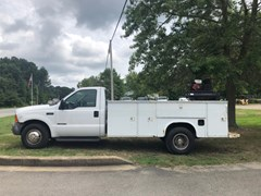 Service Truck For Sale 2000 Ford 7.3 DIESEL