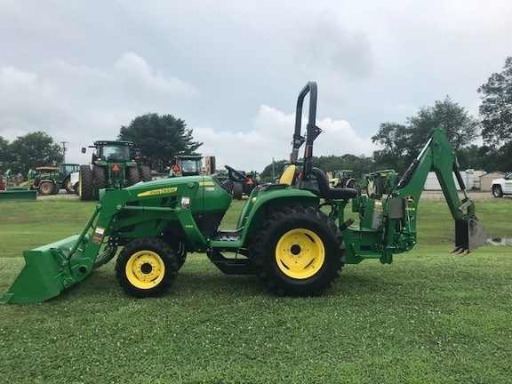 2018 John Deere 3032E TLB Tractor - Compact Utility For Sale