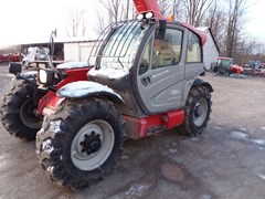 Telehandler For Sale 2015 Manitou MLT840 , 138 HP