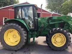 Tractor - Utility For Sale 2007 John Deere 6715 , 105 HP