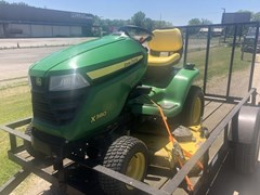 Lawn Mower For Sale 2017 John Deere X380 , 22 HP