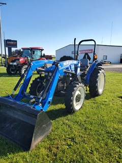 Tractor For Sale 2011 New Holland WORKMASTER 45 , 45 HP