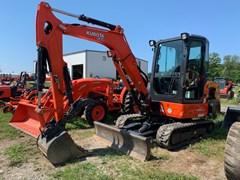 Excavator-Track For Sale Kubota KX033-4R3A