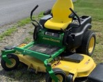 Zero Turn Mower For Sale: 2009 John Deere Z465, 24 HP
