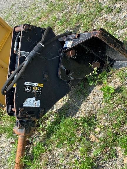 2004 John Deere HB75 Hydraulic Hammer For Sale