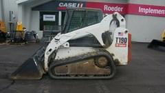 Skid Steer-Track For Sale 2008 Bobcat T190