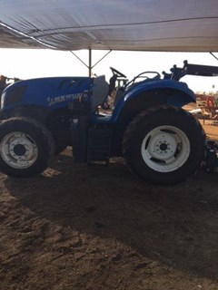 Tractor For Sale New Holland TS6.110